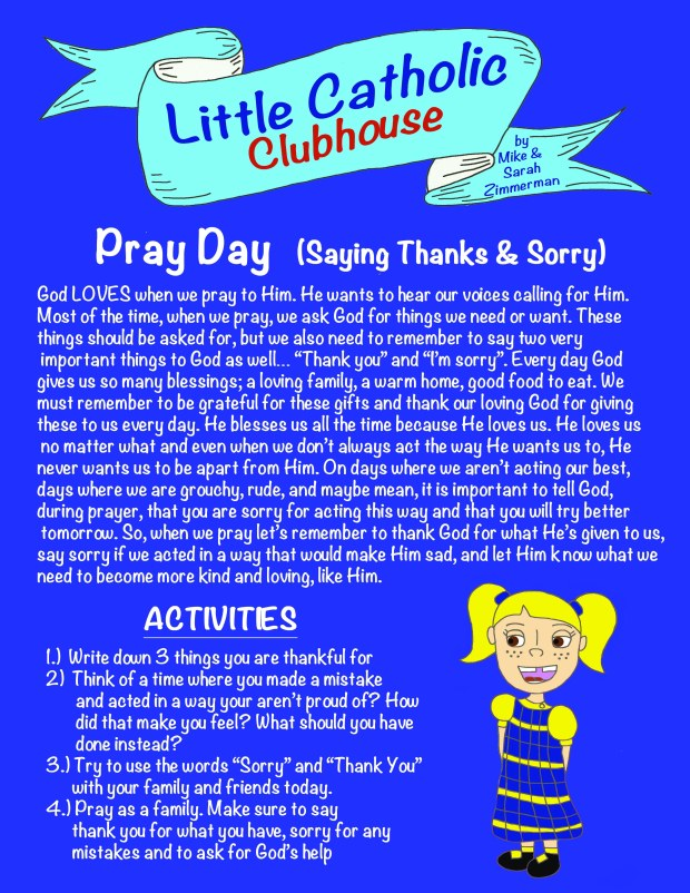 Day 2 Pray Day T&S